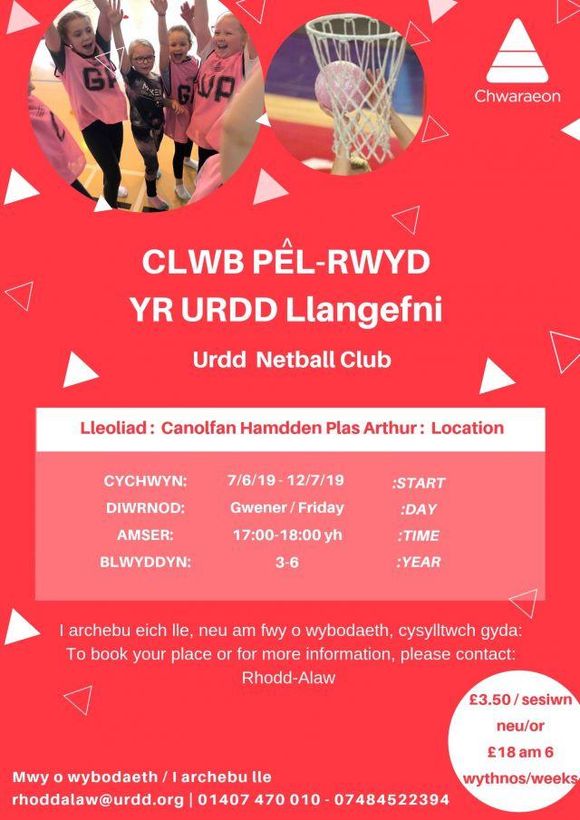 Pel-Rwyd Cefni