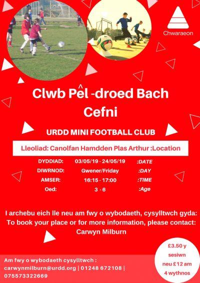 Llangefni Mini Football Club 3-6 years old