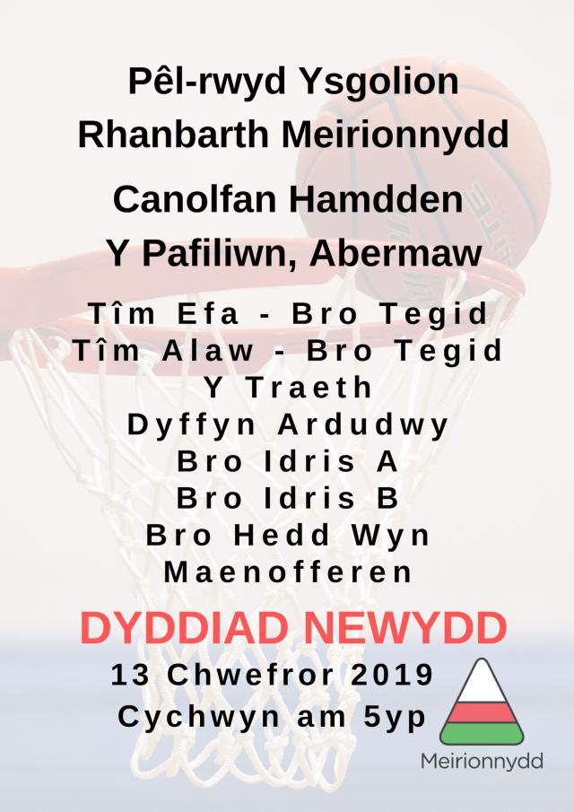 Pel-rwyd Rhanbarth