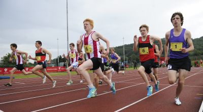 North Wales Regional Primary Athletics