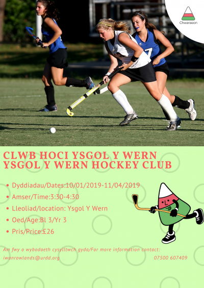 Y Wern Hockey Club
