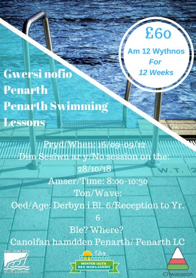 Penarth Swimming Lessons