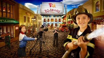 Day trip to Kidzania