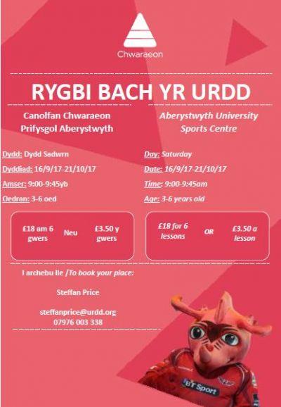 Rygbi Bach