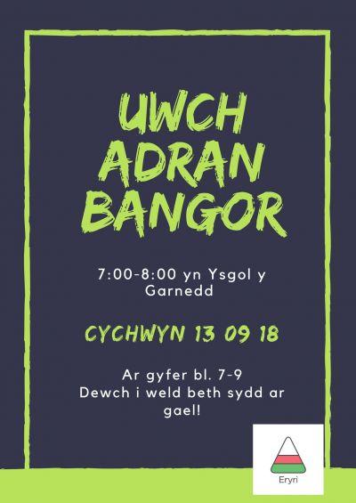 Uwch Adran Bangor