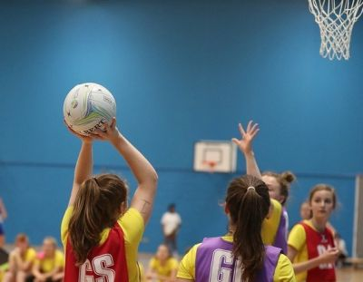 Junior Netball Competition (Ogwr District)