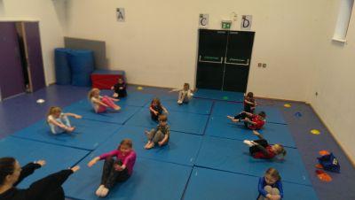 Urdd Gymnastics Club Bae Baglan
