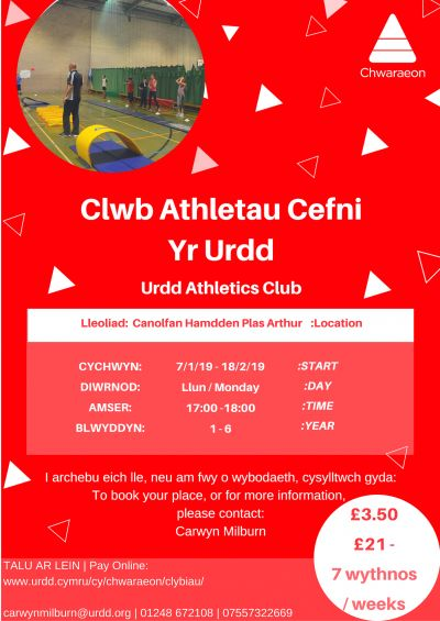 Cefni Athletics Club