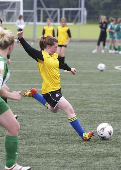 Urdd Girls Football Club (Brynsierfel)