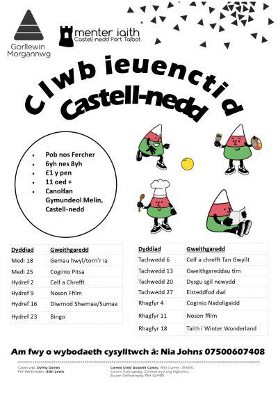 Clwb ieuenctid Castell-nedd