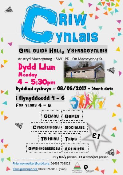 Criw Cynlais