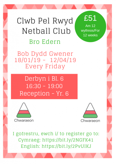 Urdd Eastern Netball Club