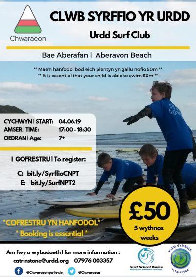 Urdd Surf Club ( Aberavon)