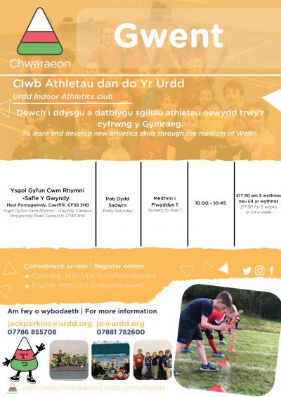 Gwyndy Indoor Athletics Club