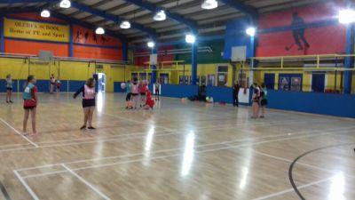 Urdd Netball Club ( Olchfa Yr 2-3)