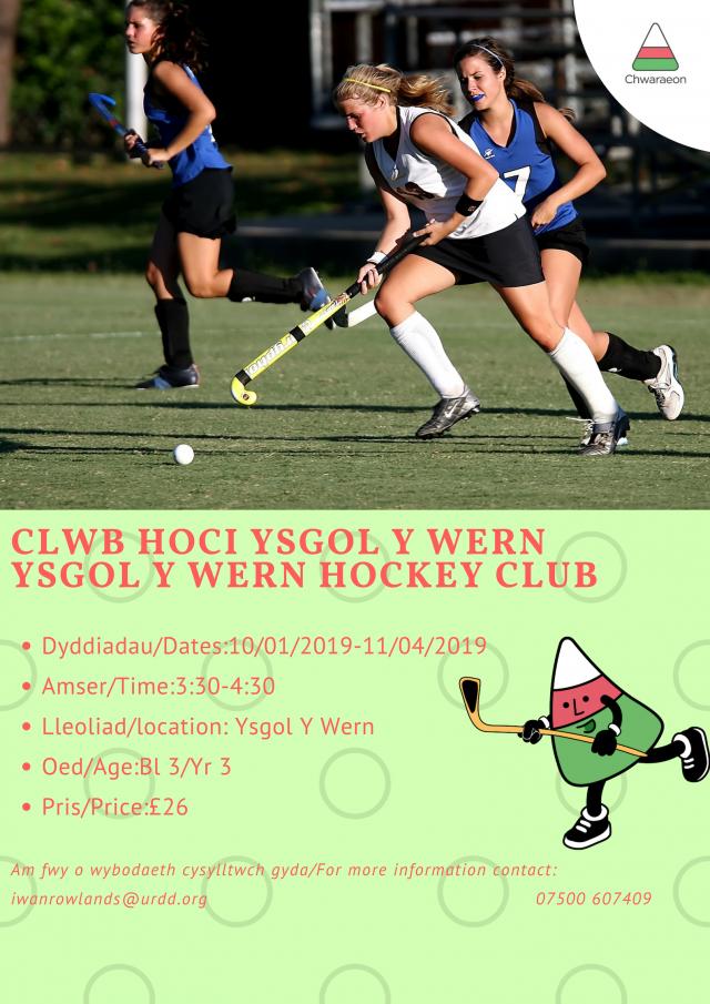 Clwb Hoci Y Wern