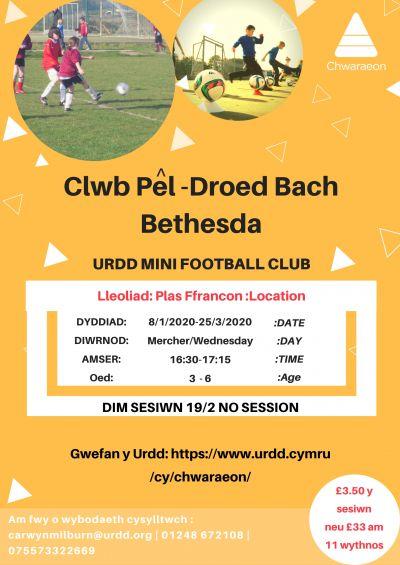 Clwb Pêl-Droed Bach Bethesda