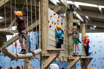 3 Day Residential for English Medium Primary Schools - Rhanbarth Gwent -Gwersyll Llangrannog